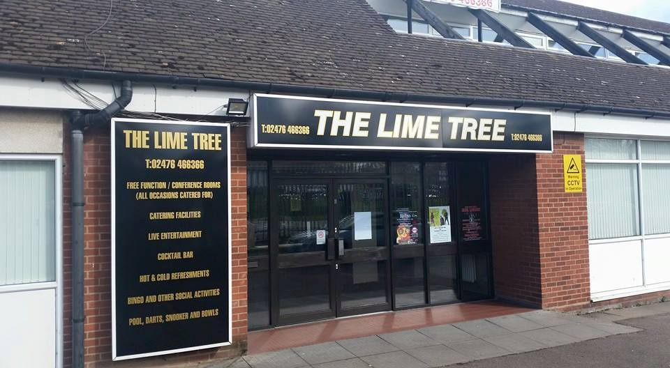 Function Room Hire The Lime Tree Park Club In Coventry